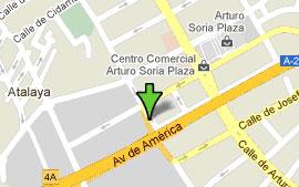 Mapa de localización