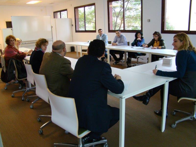 Desayuno de trabajo fundación gestiona, liderazgo, habilidades de éxito